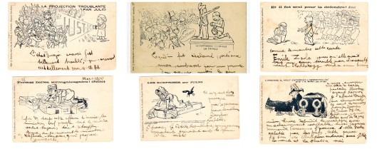 Beitler Collection Postcards, PC162 to PC167