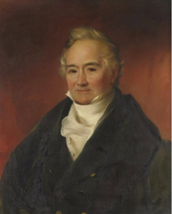Portrait of Henry Kuhl by Thomas Sully (1829)