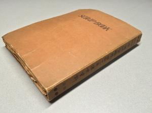 """""""Scrap book : Teikoku Renshū Kantai Shōwa 11-nen Tobei Shiryō"""""""